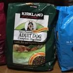 コストコで購入!カークランドのドッグフード3種類の紹介と愛犬の食いつきについて