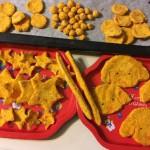 愛犬に手作りのおやつを!かぼちゃとおからのクッキーの作り方☆