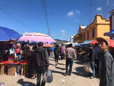 メキシコの街の様子(コロナ騒動前)
