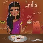 猫好きさんに提案!猫デザインのステンレス食器でインドカレーを楽しもう!